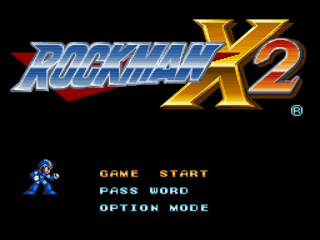 X2 攻略 ロックマン